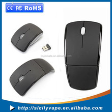 Folding Computer Wireless Mouse USB 2.4G Opitical Mouse Gaming Mouse