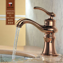 Rose gold basin faucet best products to import to France