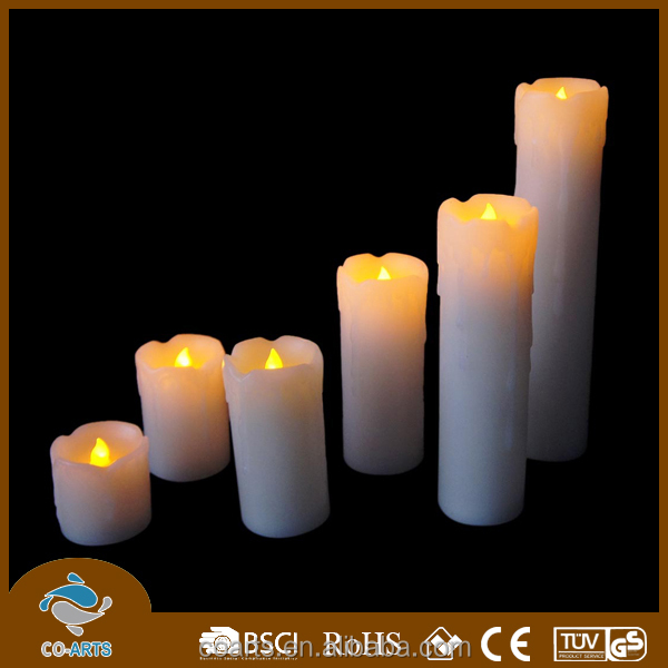 Best selling low price restarant electronic candle