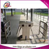 RFID semi-automatic Vertical Tripod turnstile professional Manufacturer.vertical tripod turnstile gate for passage