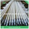 China Manufacturing metal srew broom,broom handle, broom stick