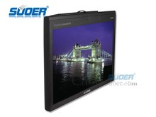 Suoer fashionable big screen high resolution 24 inch LED monitor LCD car monitor video player