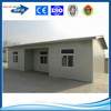 Steel prefabricated cheap house building