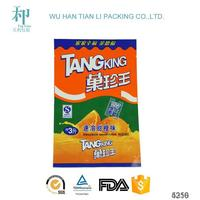 best price customized biodegradable laminated health food wheat flour packing bags