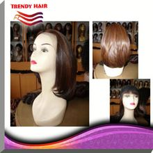 Gray Hair Full Lace Wig SK-512