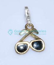 sunglass wine glass anti dust plug charm picture with cheap price