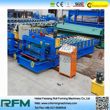 FX concrete roof tile making machine price