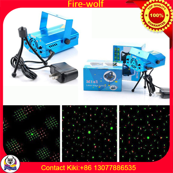 Party RG Laser Light/In Out Door Mini DJ Laser Stage Light For Event/China Wholesale Home Decoration Stage Light Manufacturers