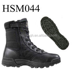 military operation tactical gear original SWAT boots, police boots,army boots