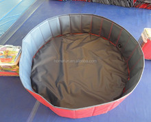 top products folding pet pool / animal pool folding to USA
