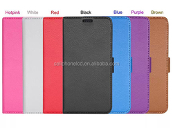 Multicolor Book Style Genuine Leather Case for Samsung Galaxy S6