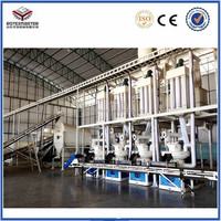 Factory price CE Certificated complete wood pellet machine/wood pellet mill/wood pellet production line