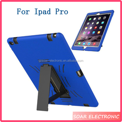 12.9 Inch Shockproof Hybrid Stand Tablet Case For Ipad Pro, Case Cover For iPad Pro