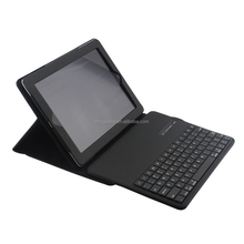 9.7inch tablet Magnetic removable wireless bluetooth keyboard for ipad 3 display case