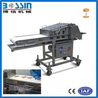 Fish Fillet Flatten machine for meat machine