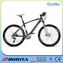 26'' Carbon Fiber Suspension Mountain Bike For Sale