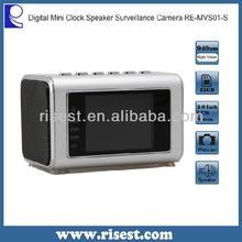 Hot 940nm Music Picture Shooting Digital Secret Camera RE-MVS01
