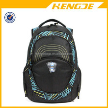 2015 new arrived polyester slazenger backpack bags