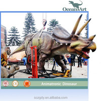 Real Size Inflatable Dinosaur Replica Model