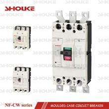 SKW 3p 400amp mccb air moulded case circuit breaker