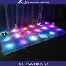 Illuminated led furniture lighting LED floor dance