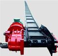 Alta calidad del precio de fábrica raspador cinta transportadora para mina de carbón