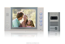 New 8 inch HD Digital LCD Video Door Phone,Video intercom, video door bell