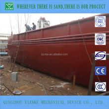 100cbm small sand transporter barges/vessels for sales