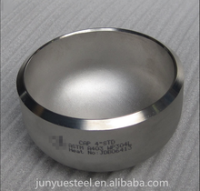 Stainless Steel Pipe Forged End Caps & Hats
