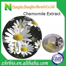 100% Natural plant Extract Low Price with High Quality Apigenin 1.2%Chamomile Flower Powder Extract/Chamomile Extract