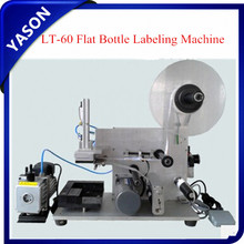 adhesive label sticker printing machine, semi automatic labeling machine, label printing machine roll sticker