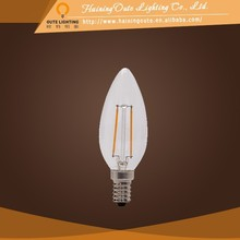 Led filament bulb antique looking led lamp,edison led lighting bulbs