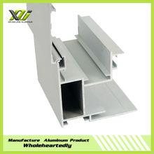 Light box extruded aluminium profile prices