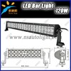 Heavy-duty 4WD 4x4 Tractor Truck Driving Light 120W Dual Row C ree Chip Bar Led Light