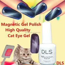Cat Eyes Polish Gel peerling-off UV lamp glue Nails Art magnetic uv gel polish