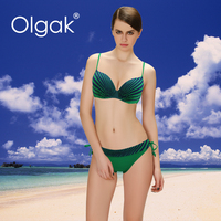 2015 Olgak Best Fit Of Sexy Bikini Women Swimsuit Seven Color