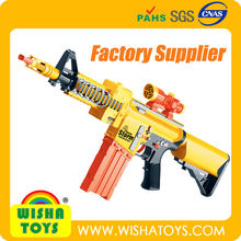 2014 New ! Battery operated eva soft bullet toy guns/similar to Nerf 7005