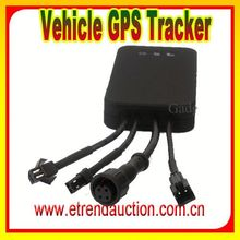 GPS Vehicle Monitoring System With Record Data Logging Function
