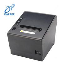 80mm mini thermal POS desktop USB/WLAN/serial interface qr code receipt printer
