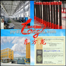 Good Test API 5CT EUE Seamless Pipe Connection