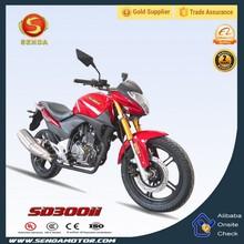 Super Automatic Bike Strong Frame For Sale Street Bike SD300II