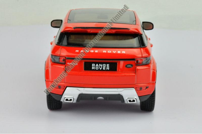 124 Alloy Car Model For Range Rover Evoque-5