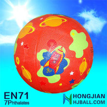 jiangsu 5 inch kid basketball manufacturer