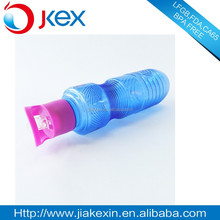Custom Plastic Travel Water Bottle with small mouth
