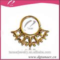 Dernière populaires 2015 indien. septum piercing pour faux anneau dans le nez septum