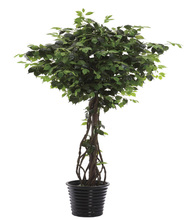 2014 hot selling SGS standard new design garden products exotic and tropical bonsai artificial plant and flowers----0431