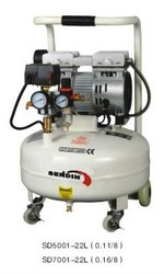 SD series dental oil free/oilless SILENT air compressor at best price