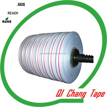 sealing OPP bags double sided adhesive tape with PE printing film and acrylic glue