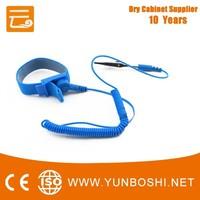 Antistatic wrist strap ESD wrist strap ground bracelet with Alligator Clip wire
