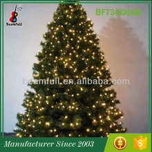Made in China Famouse Brand Ornament prelit christmas tree